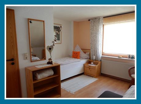 Ferienwohnung Einzelbett